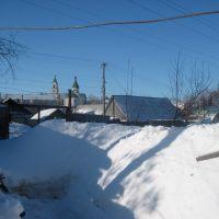 Много снега, Хотынец