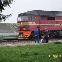 ТЭП70, Хотынец