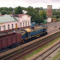 Ж/Д вокзал, Башмаково