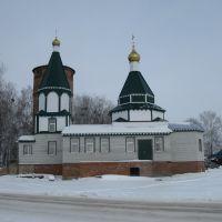 Церковь в Башмаково, Башмаково