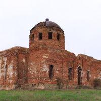 Никольская церковь, Беднодемьяновск