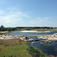Река Хопёр в посёлке Беково, Беково