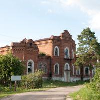 Усадьба Макарова, Беково