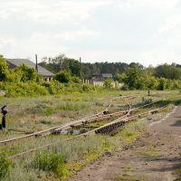 Станция Беково, Беково