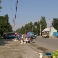 Районный центр Белинский (август), Белинский