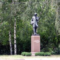 г.Белинский. Памятник В.Г.Белинскому, Белинский
