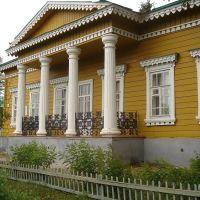 Чембарское уездное училище. Арх. Аллисандровский. 1822г., Белинский