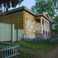 Чембар. Дом, где в 1836 г. останавливался Николай I, Белинский