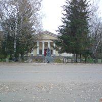 Библиотека имени В.Г. Белинского, Белинский