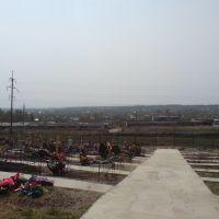 Бессоновка (кладбище), Бессоновка