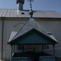 Надкладезная часовня, Вадинск