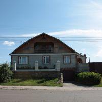 Дом на Школьной улице, Вадинск