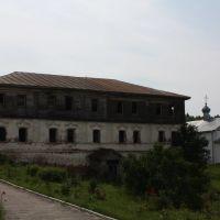 Один из корпусов монастыря, Вадинск