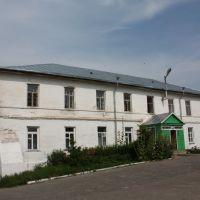Бывший игуменский корпус (теперь здесь проживает братия), Вадинск