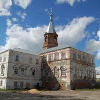 Вадинск.Свято-Тихвинский Керенский монастырь, Вадинск
