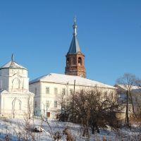 Вадинск.Монастырь, Вадинск