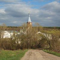 Вадинск.Дорога на монастырь, Вадинск