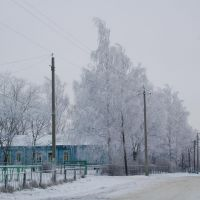 Вадинск.Улица Шаландина, Вадинск