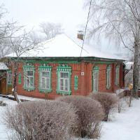 Вадинск.Сельский дом, Вадинск
