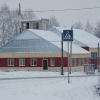 Пожарная часть, Вадинск