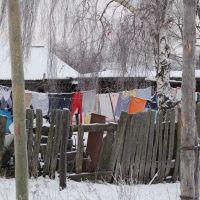 Разноцветная зима, Вадинск