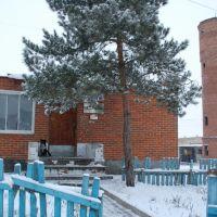 Сыромаслозавод, Вадинск