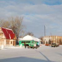 Ленинская площадь, Вадинск