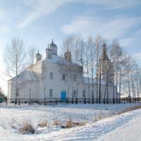 Вадинск.Церковь Михаила Архангела, Вадинск
