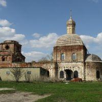 Богоявленский храм., Вадинск