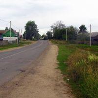 Трасса М5 через п.Евлашево (фото Андрей Новиков), Евлашево