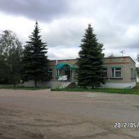 ЕВЛАШЕВО. Здание Администрации., Евлашево