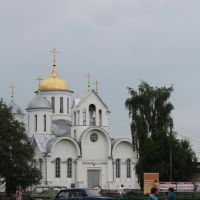 Incarnation church, Земетчино