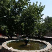 "Fountain near ""Magnit"" shop, Земетчино"