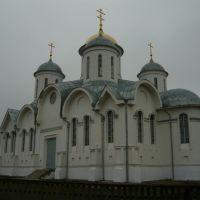 Церковь в Земетчино, Земетчино