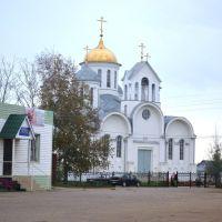 Собор в пос.Земетчино,Пензенской области., Земетчино