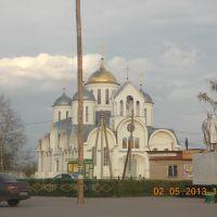 Христорождественский храм в Земетчино, Земетчино