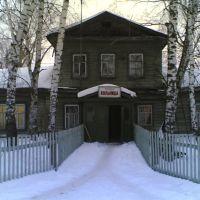 Больница, Золотаревка