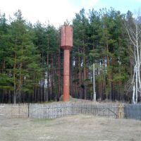 водонапорная башня, Золотаревка
