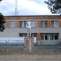 изувеченная скульптура, Золотаревка