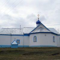 храм, Золотаревка