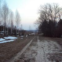 рядом с оврагом, Золотаревка