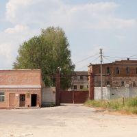 Суконная фабрика, Золотаревка