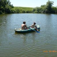 Ну его нахрен это болото,-поплыли на Чёрное море !, Исса