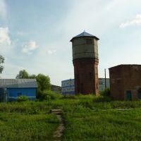 водонапорная башня....Ж/Д вокзал г.Каменка Пенз.обл., Каменка