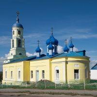 Церковь Дмитрия Солунского, Каменка