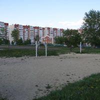 г.Каменка школьный стадион, Каменка
