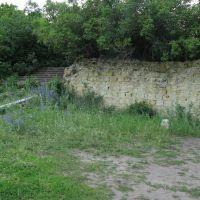 Забор усадьбы, Каменка