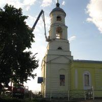 Храм Во имя Дмитрия Солунского, Каменка