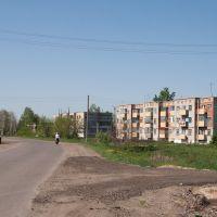Многоэтажки в Колышлее, Колышлей