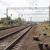 Станция Колышлей, Колышлей